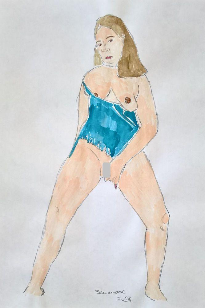 Pin Auf Erotische Zeichnungen Und Gemalde