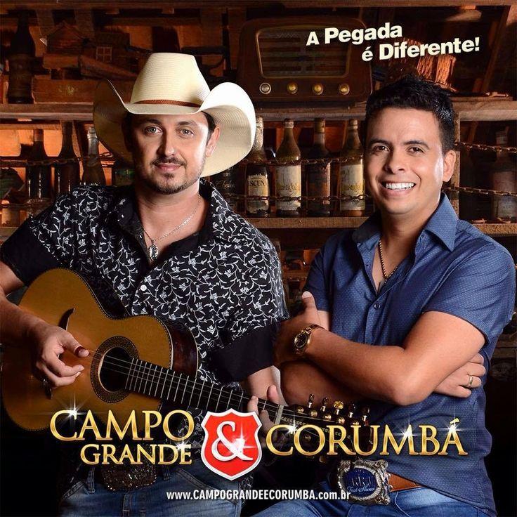 CD Campo Grande e Corumbá – A Pegada é Diferente (2015) ~ MT sertanejos - O Seu site da Música sertaneja!