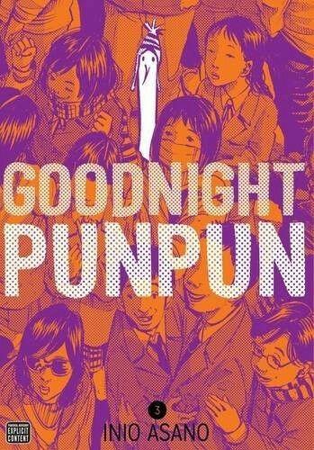 Goodnight Punpun Volume Three by Inio Asano