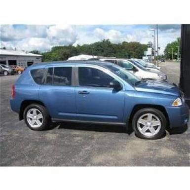 Jeep Compass for sale. Lady owner driven. Accidents free | Car Ads - AutoDeal.ae