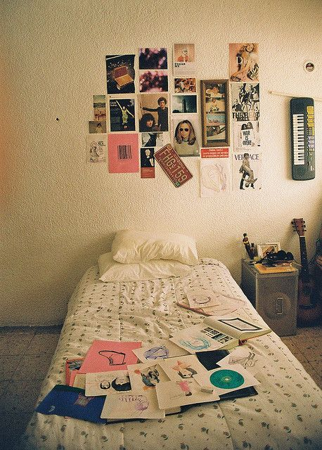 cool wall. by gabriela alexis, via Flickr