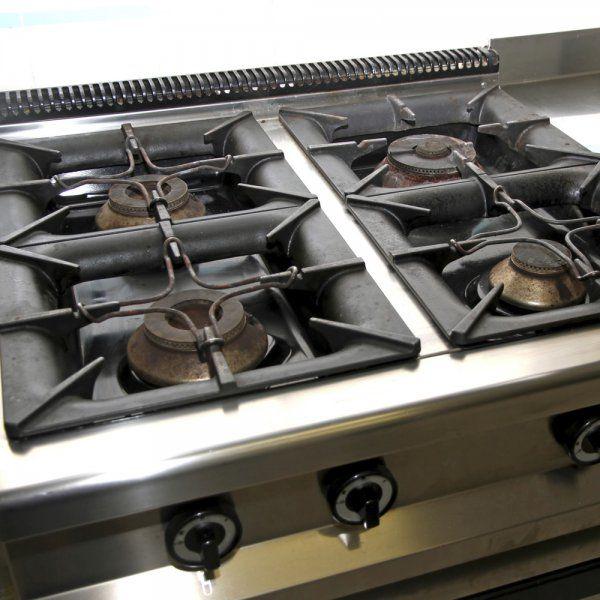 Les Meilleures Idées De La Catégorie Cuisinière à Gaz Sur - Bruleur pour gaziniere pour idees de deco de cuisine