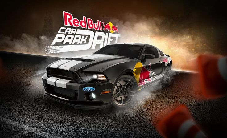 Red Bull Car Park Drift