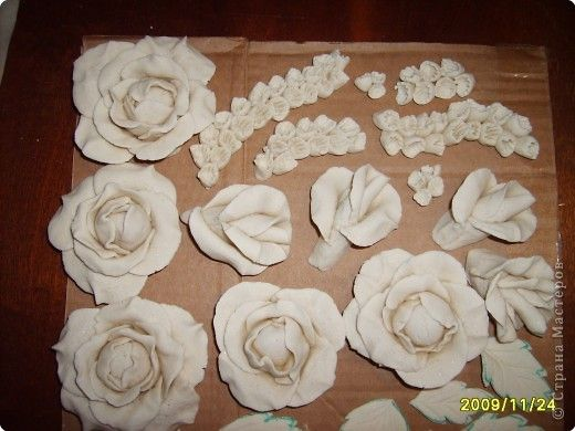 22 best images about Flower tutorial without any special cutters on Pinterest
