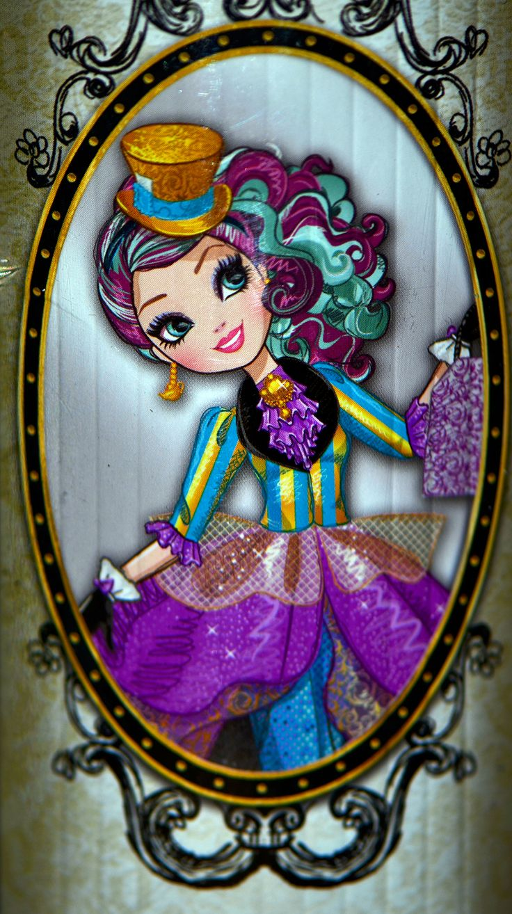 Ever After High Legacy Day Madeline Hatter