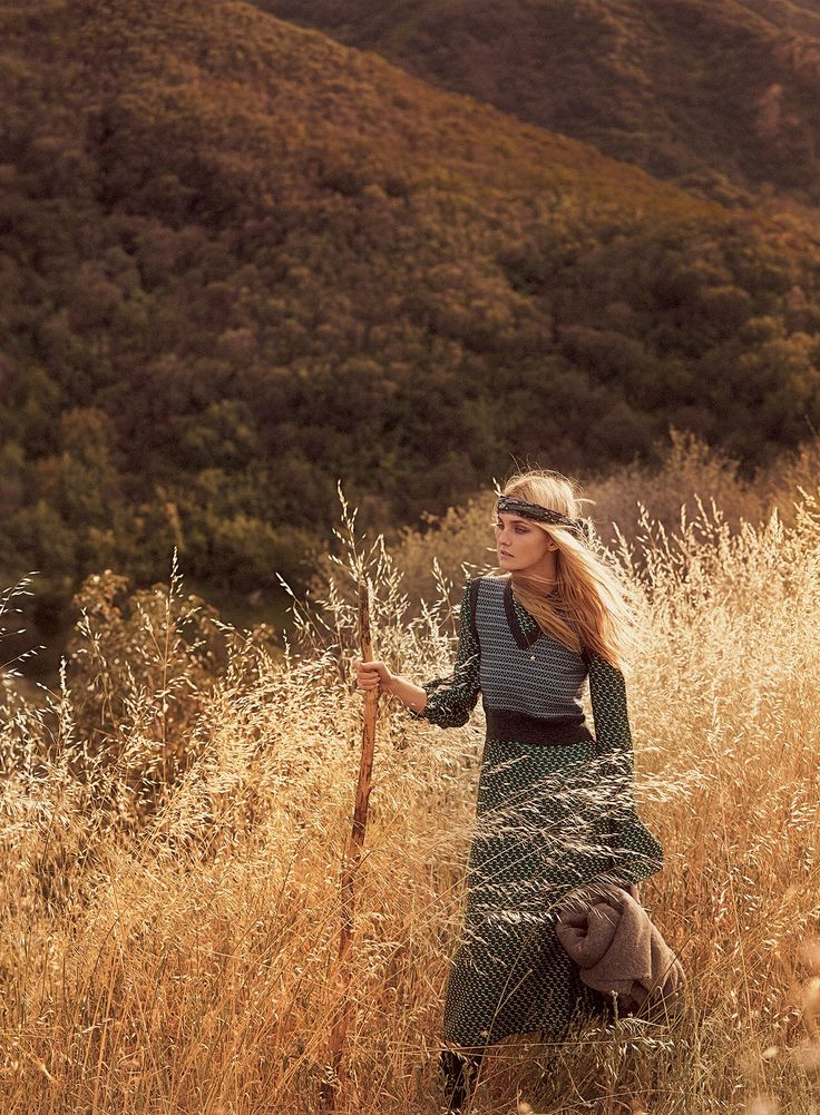 What does Hippie Chic mean these days? Here, find the 18 best all natural products to embrace your inner bohemian.