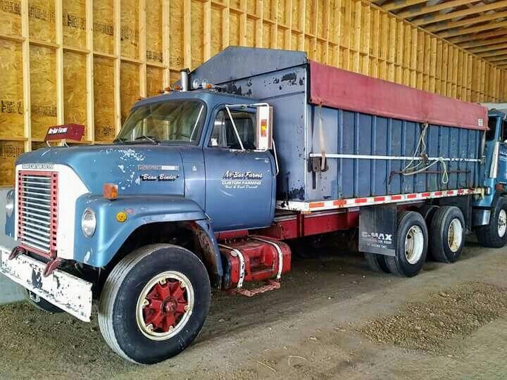Antique International Harvester Semi Tractor : Best images about i h on pinterest international
