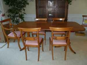 Dining Room Set In Good Condition Only 1