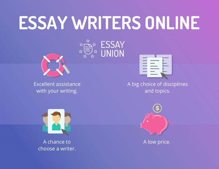 Writing essays writers