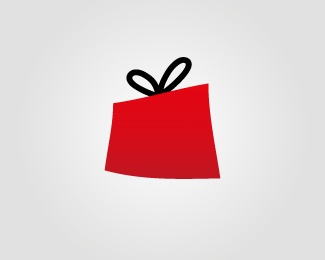 Vector Icon no 86 uploaded by design55 Use it To Create Your Logo.  #party #present #gift #icons #logos