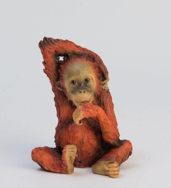 WS-761 Статуэтка Детеныш орангутанга 988308