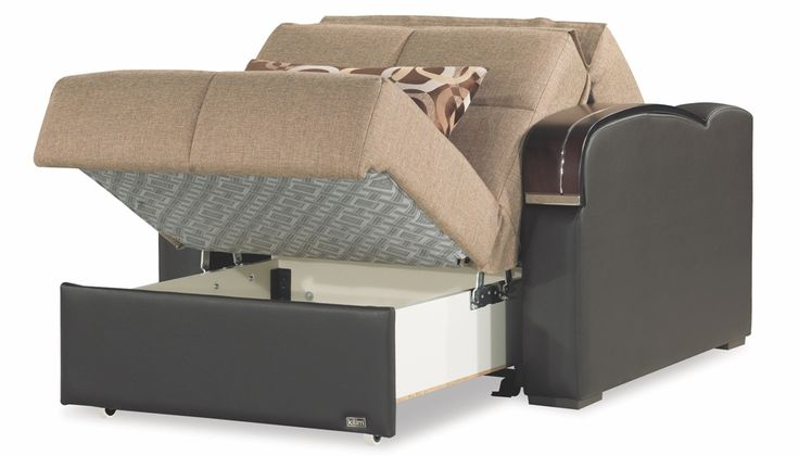 Sleep Plus Brown Convertible Chair By Casamode Jennifer Convertible Chair Sleeper Convertible Chair Bed