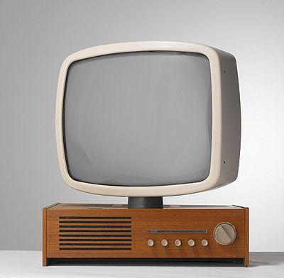 Stig Lindberg, TV for Luma, 1959.