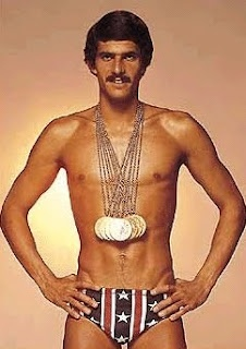 Mark Spitz - 7 Olympic Gold Medals 1968