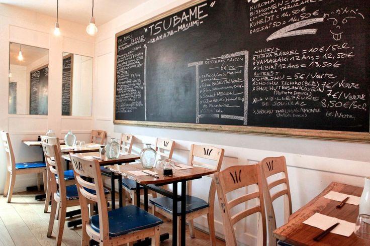 Tsubame : Restaurant japonais // South Pigalle (Paris 9)Paris Mieux Mieux