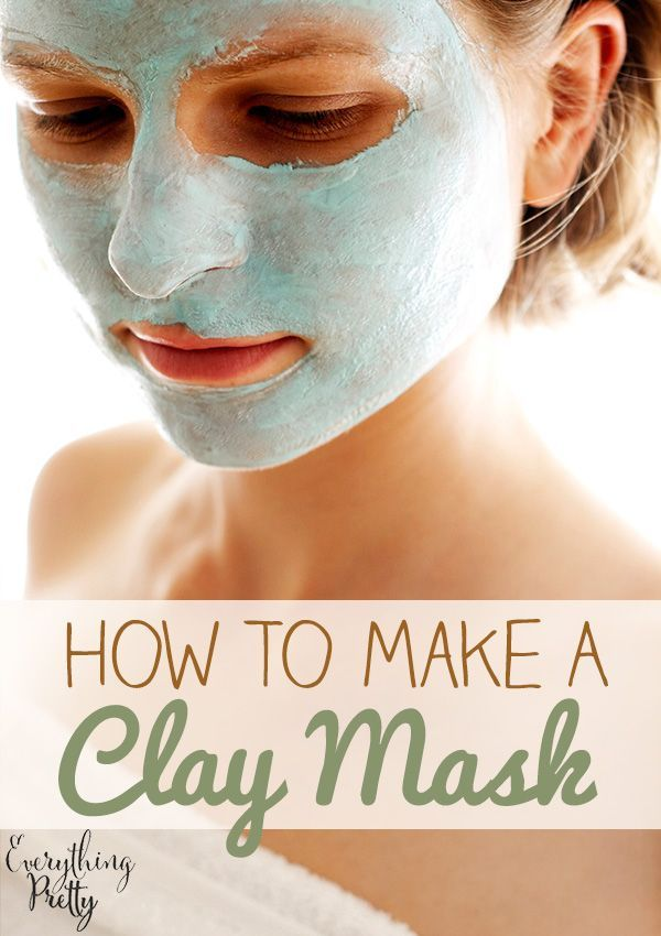 How to Make a Clay Mask | Everything Pretty #CucumberFaceMask