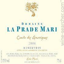 Domaine La Prade Mari Minervois Conte des Garrigues, Languedoc-Roussillon, France
