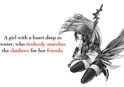 kingdom hearts aqua quotes - Google Search