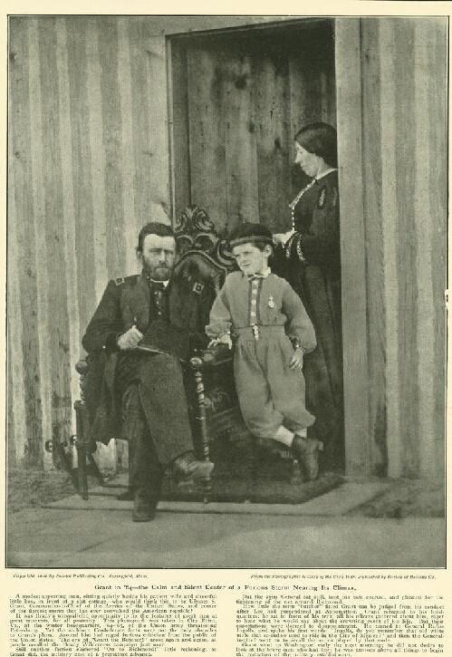 Ulysses S  Grant with ...