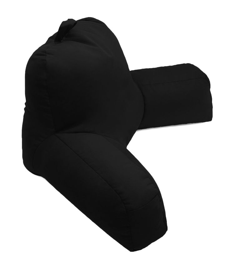 Porter Microsuede Bed Rest Pillow