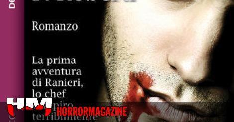 Segnalazione nel portale Horror Magazine del romanzo Caldo sangue