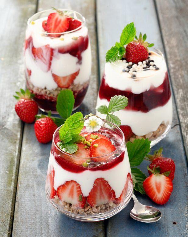 Healthy Desserts With Muesli - MixMyOwn.com