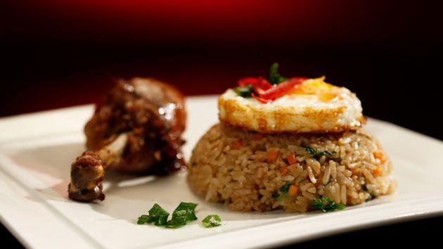MKR4 Recipe - Nasi Goreng