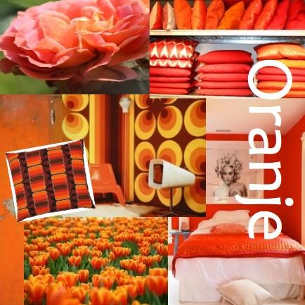 Oranje - sfeerbeeld