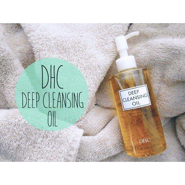 """DHC skin care adalah perawatan kulit Jepang yang telah ada selama lebih dari dua dekade. Sebagian besar produk DHC skin care adalah turunan dari Olive Oil yang sangat kaya akan antioksidan dan vitamin. Apa yang membuat Olive Oil DHC dengan yang lain adalah proses ekstraksi nya untuk memberikan minyak murni yang terkaya.Bagaimanapun perawatan kulit Jepang berarti kualitas.DHC juga tidak menguji pada hewan!  DHC Deep Cleansing Oil Makeup Remover """"This cleansing oil will remove the most…"""