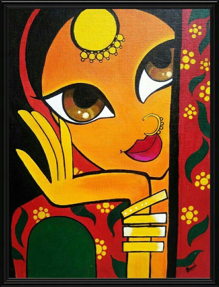 Painting In 2020 Diy Art Painting Indian Art Paintings Buddha Art Painting