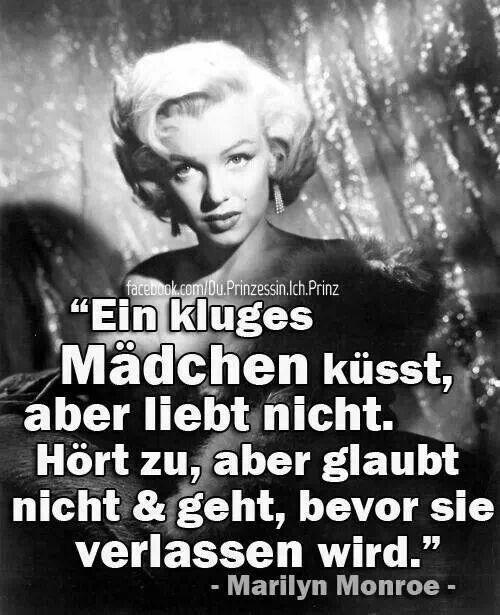 Besten  Marilyn Monroe Zitate Ideen Auf Pinterest