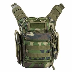 First Responders Tactical Utility Bag - Woodland Camo Xplore Outdoor #camping #knives #outdoorliving