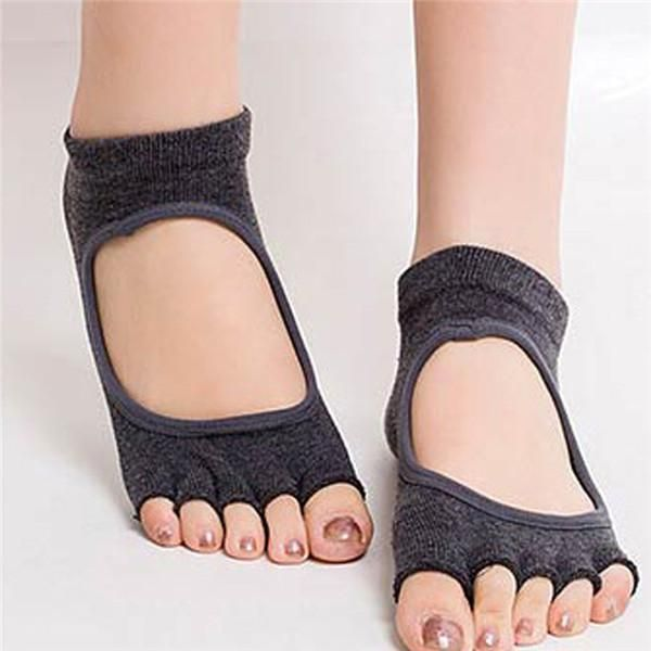 Yoga & Pilates Socks - No Slip
