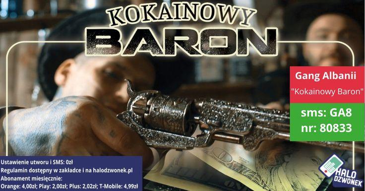 """""""Kokainowy Baron"""" Gangu Albanii zamiast standardowego bipa w telefonie"""