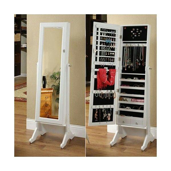 Specchio organizer gioielli http://www.scegli-e-compra.com/403-idee-per-la-casa