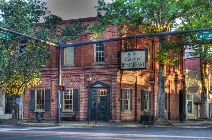 Downtown Madison Al Restaurants