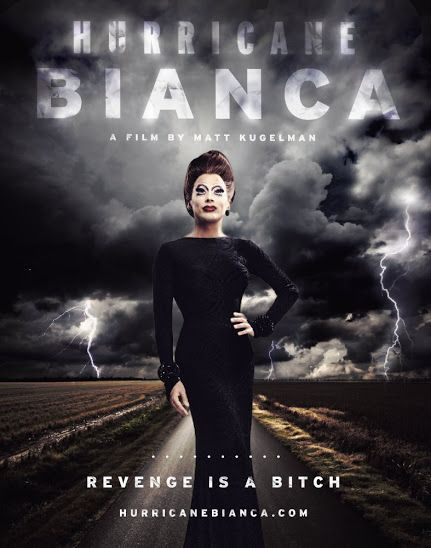 Hurricane Bianca. This is great!! Ive watched it about  5 times already :)