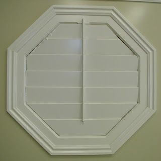 Octagonal Window Coverings Octagonal Shaped Shutters
