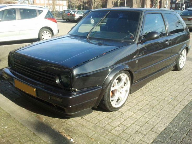 Photo Album: #Modified #Volkswagen #Golf #MK2  http://tunezup.com/leander/galleries/25228-modified-and-tuned-volkswagen-golf-mk2