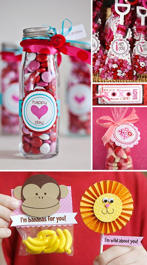 Tons of Homemade DIY Valentines gift ideas!
