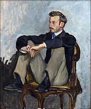 Frédéric Bazille — Wikipédia