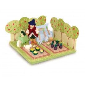 Le Toy Van Vegetable Plot