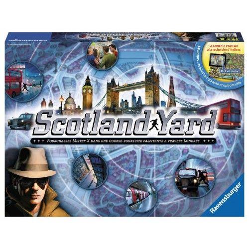 Scotland Yard : Jeux de société