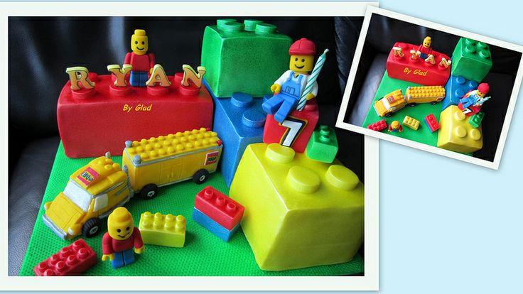 Glad's passion: Lego City Truck