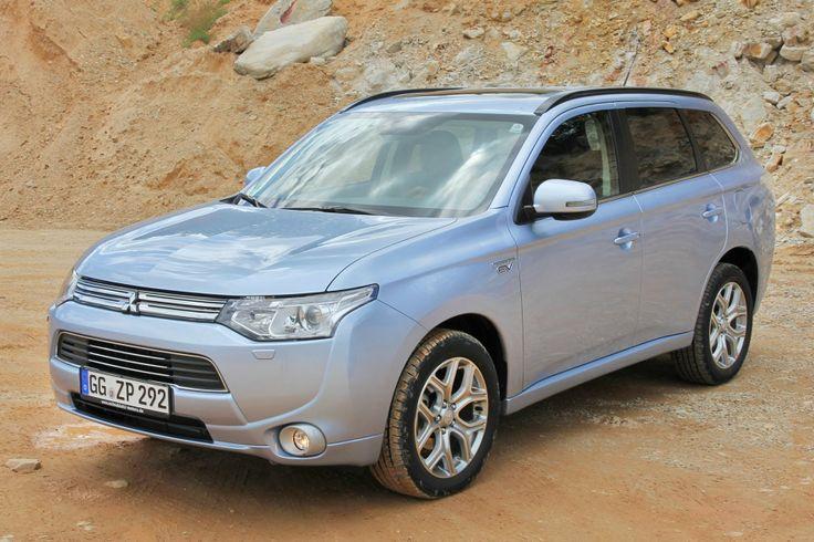 Test: Mitsubishi Outlander - das erste Plug-in Hybrid-SUV