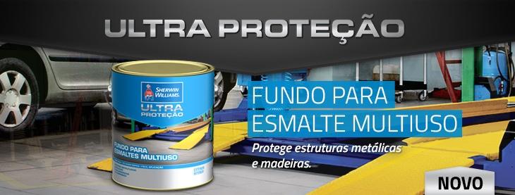 Ultraproteção Fundo para Esmalte Multiuso