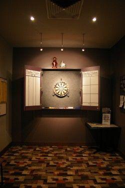 Darts - I love throwing steel tip darts!
