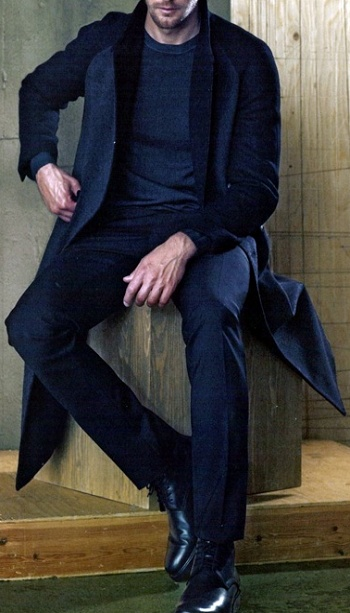 nothing like a well dressed man <3