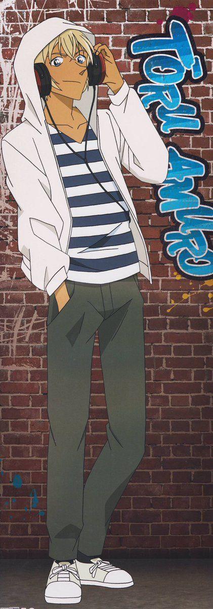 安室 透 - 名探偵コナン