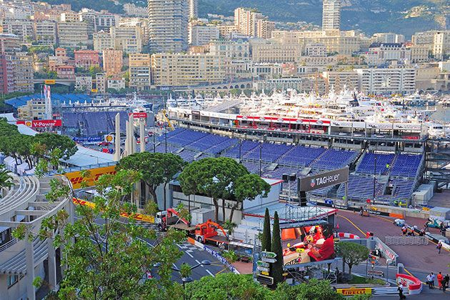 Monaco GP 2015  #MonacoF1packages